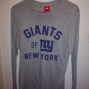 Women's NY Giants t-shirt